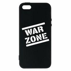 Чохол для iPhone SE War Zone