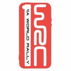 Чохол для iPhone SE WRC