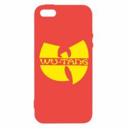 Чохол для iPhone SE WU-TANG