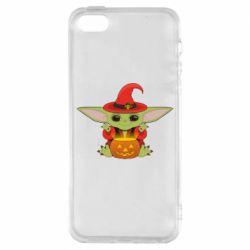 Чохол для iPhone SE Yoda conjures