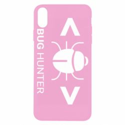 Чохол для iPhone X/Xs Bug Hunter