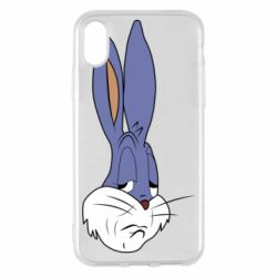 Чохол для iPhone X/Xs Bugs Bunny Meme Face