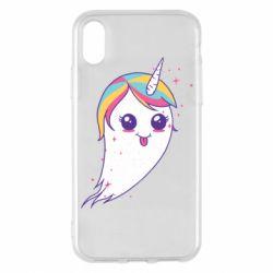 Чохол для iPhone X/Xs Ghost Unicorn
