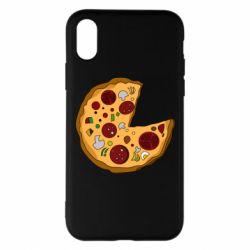 Чохол для iPhone X/Xs Love Pizza