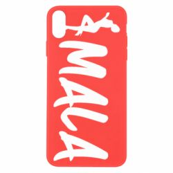 Чохол для iPhone X/Xs MALA