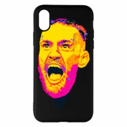 Чехол для iPhone X/Xs McGregor Art
