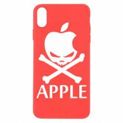 Чехол для iPhone X/Xs Pirate Apple