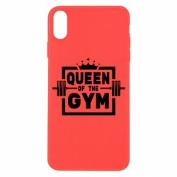 Чохол для iPhone X/Xs Queen Of The Gym