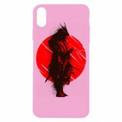 Чохол для iPhone X/Xs Samurai spray