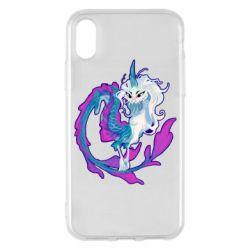 Чохол для iPhone X/Xs Sisu Dragon Art