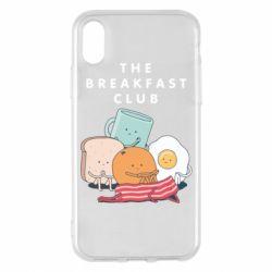 Чохол для iPhone X/Xs The breakfast club