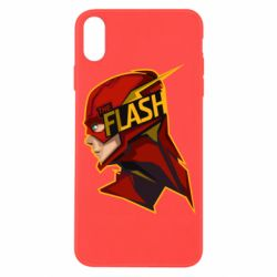 Чехол для iPhone X/Xs The Flash