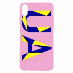 Чехол для iPhone X/Xs UA Ukraine