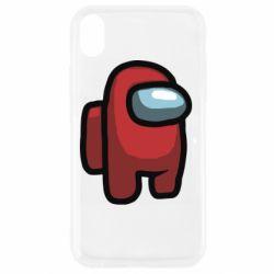 Чохол для iPhone XR Astronaut Among Us