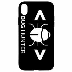 Чохол для iPhone XR Bug Hunter