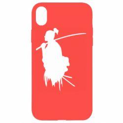 Чохол для iPhone XR Ghost Of Tsushima Silhouette