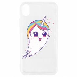 Чохол для iPhone XR Ghost Unicorn