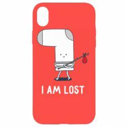 Чохол для iPhone XR I am lost