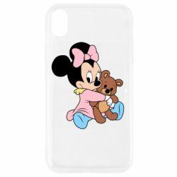 Чохол для iPhone XR Minnie And Bear