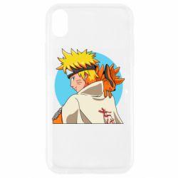 Чохол для iPhone XR Naruto Uzumaki Hokage