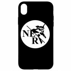Чохол для iPhone XR Nerv