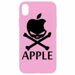 Чехол для iPhone XR Pirate Apple