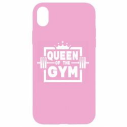 Чохол для iPhone XR Queen Of The Gym