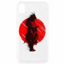 Чохол для iPhone XR Samurai spray