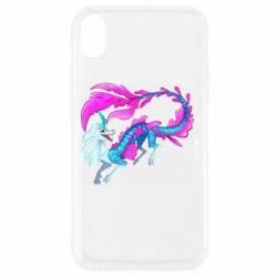 Чохол для iPhone XR Sisu Water Dragon