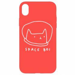 Чохол для iPhone XR Space boi