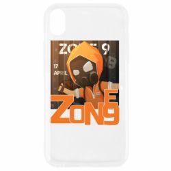 Чохол для iPhone XR Standoff Zone 9