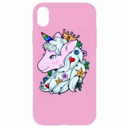 Чохол для iPhone XR Unicorn Princess