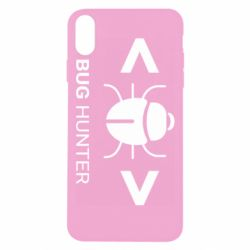 Чохол для iPhone Xs Max Bug Hunter