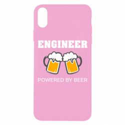 Чохол для iPhone Xs Max Engineer Powered By Beer