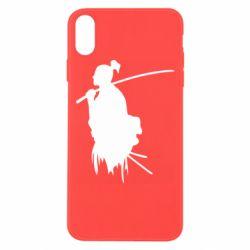 Чохол для iPhone Xs Max Ghost Of Tsushima Silhouette