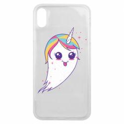 Чохол для iPhone Xs Max Ghost Unicorn