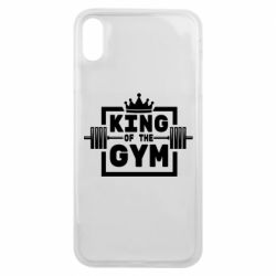 Чохол для iPhone Xs Max King Of The Gym