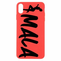 Чохол для iPhone Xs Max MALA