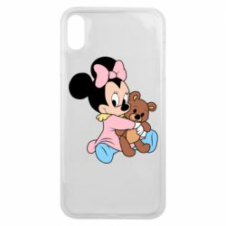 Чохол для iPhone Xs Max Minnie And Bear