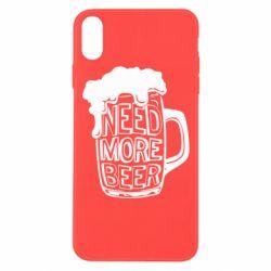 Чохол для iPhone Xs Max Need more beer
