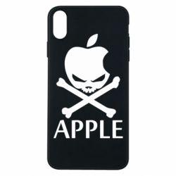 Чехол для iPhone Xs Max Pirate Apple
