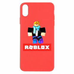 Чехол для iPhone Xs Max Roblox Cool