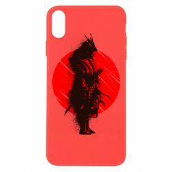 Чохол для iPhone Xs Max Samurai spray