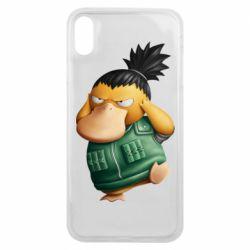 Чохол для iPhone Xs Max Shikamaru Psyduck