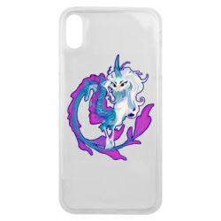 Чохол для iPhone Xs Max Sisu Dragon Art