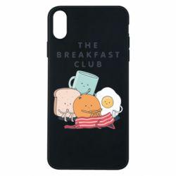 Чохол для iPhone Xs Max The breakfast club