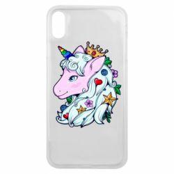 Чохол для iPhone Xs Max Unicorn Princess