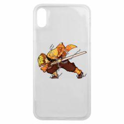 Чохол для iPhone Xs Max Zenitsu Demon Slayer