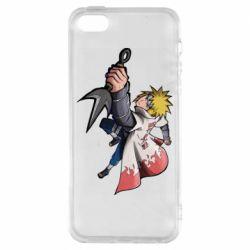 Чохол для iphone 5/5S/SE Attacking Minato