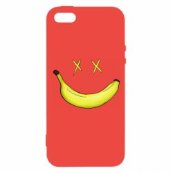 Чехол для iPhone5/5S/SE Banana smile